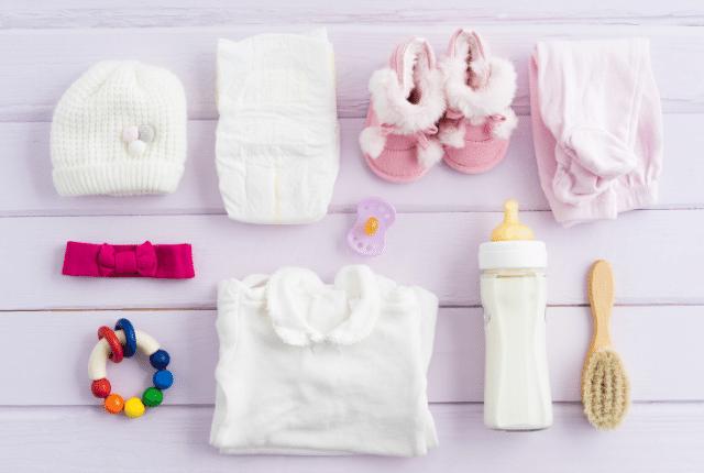 מוצרי תינוקות